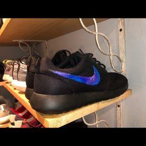 Nike Roshe Galaxy (custom made)